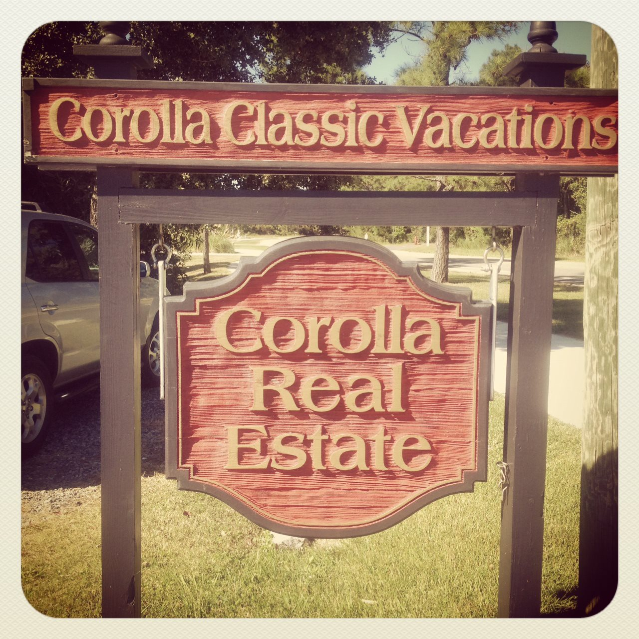 Corolla Classic Vacations in Corolla NC