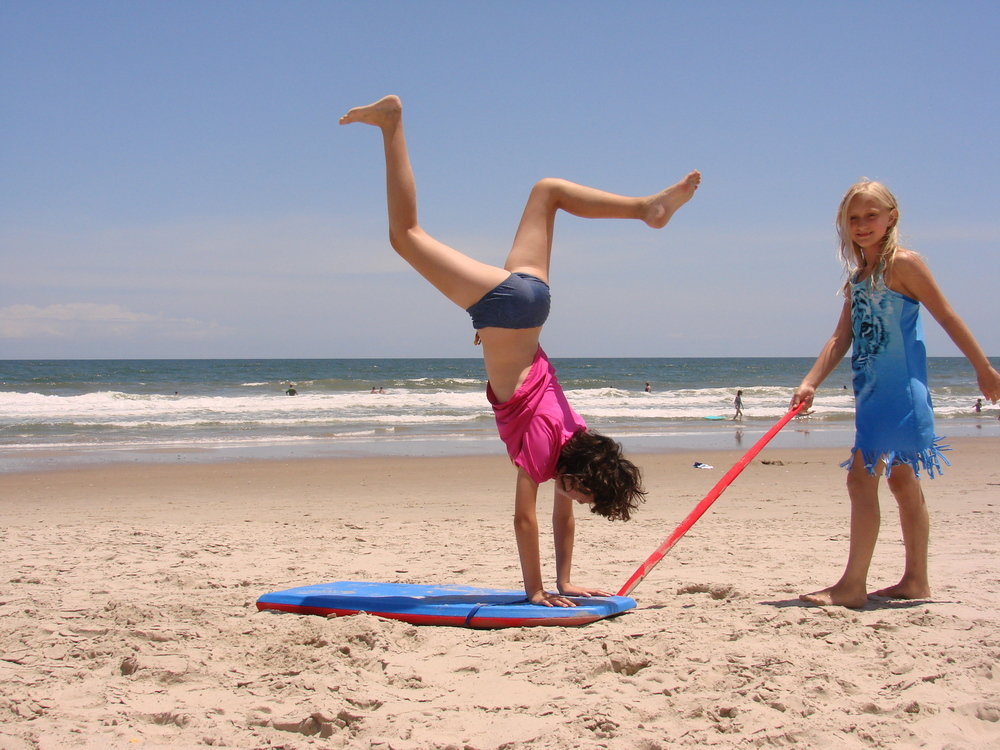 Beach Fun | OBX- Corolla, NC | Corolla Classic Vacations