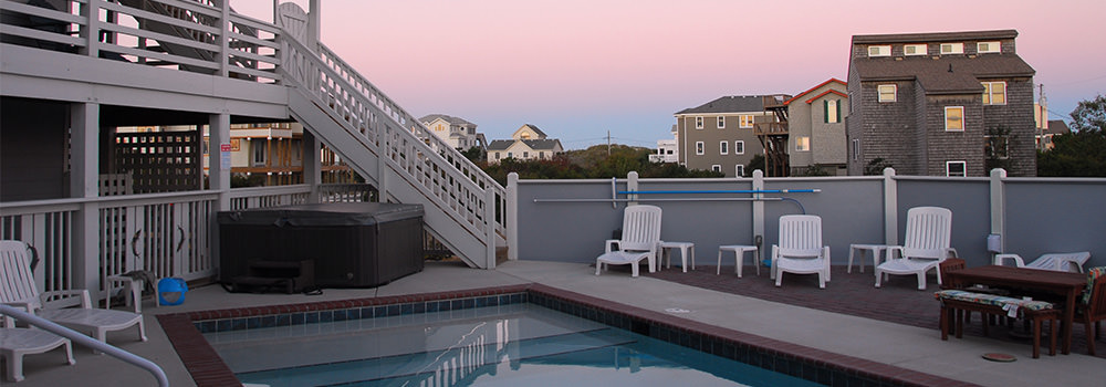 Groovy Outer Banks Vacation Rentals I Private Pool Oceanfront I Interior Design Ideas Grebswwsoteloinfo