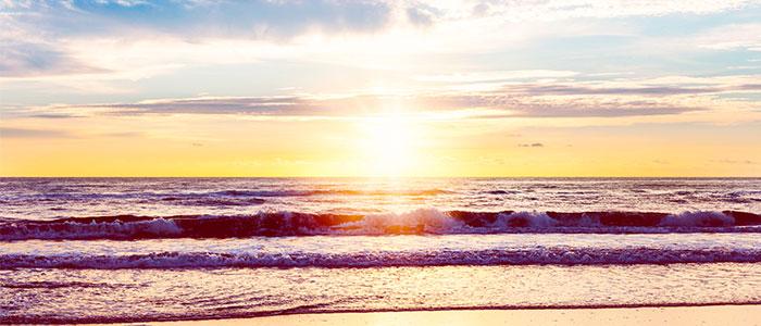 Corolla Sunset On the Beach